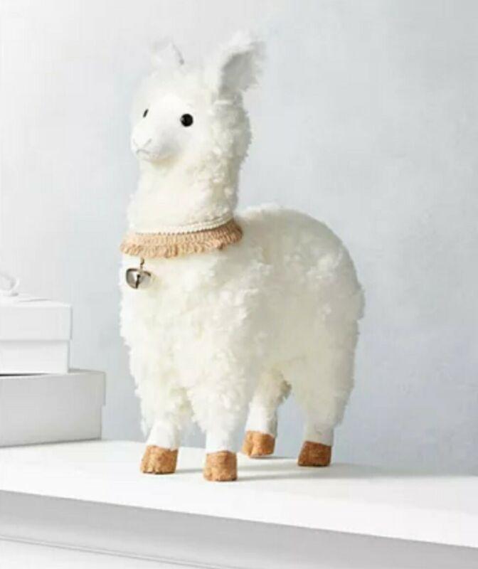 "Holiday LaneDreamland 14"" Llama"