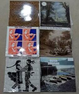 6 x Folk Music LP records Deller Michael Rabin Ketner Dawson etc Cheltenham Hornsby Area Preview