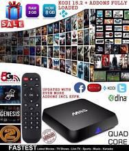M8s Media Player XBMC KODI Full Loaded Quad Core Android Smart TV Dandenong Greater Dandenong Preview
