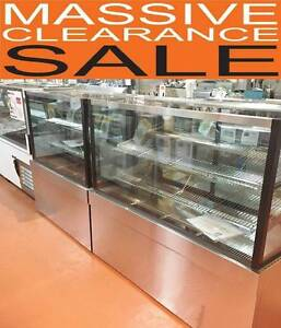 Cake Fridges / Cake Displays - New & Used Campbellfield Hume Area Preview