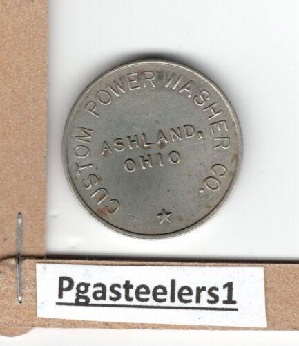 (pgasteelers1)Ohio, Ashland Custom Power Washer  WM 26mm Cat .#25a