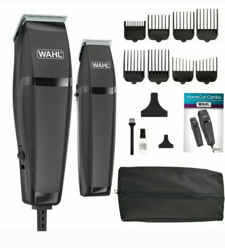 Professional Hair Clippers Trimmer Kit Hair Cutting Machine Barber Salon Men