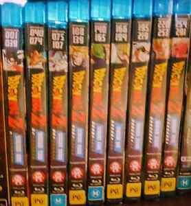 Dragon Ball z Seasons 1-9 Blu Ray Wulagi Darwin City Preview