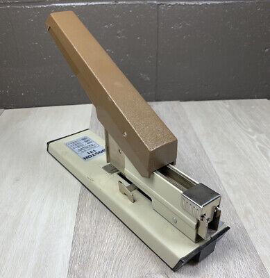 Vintage Boston 131 Heavy Duty Commercial Stapler 100 Sheet Capacity Operable