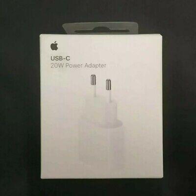USB-C 20W Adaptador De Corriente para Apple iPhone 11 12 Pro Max...