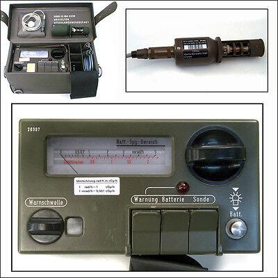 Frieseke & Hoepfner SV500 Radiation Measurement Set,Version 2, geprüft