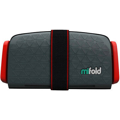 Mifold MF01-US/GRY Grab-and-Go Car Booster Seat