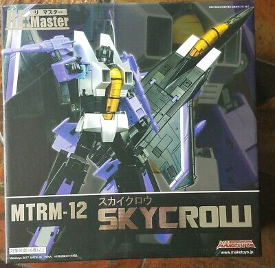 Maketoys Skycrow MTRM-12 RE:Master Transformers 3rd Party Masterpiece Skywarp