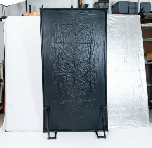 Bogen Lightform Panel Kit --Nine Fabrics--Excellent Condition