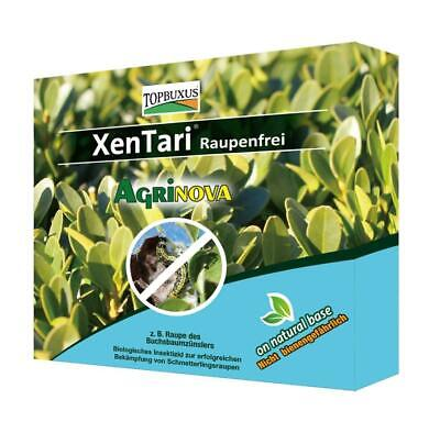 Biological insecticide Stops & prevents caterpillar Boxwood/Boxus damage 150m2
