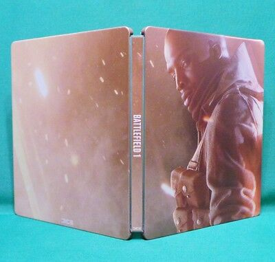 Battlefield 1 Collector's Edition Steelbook Case Only (G2) No Game