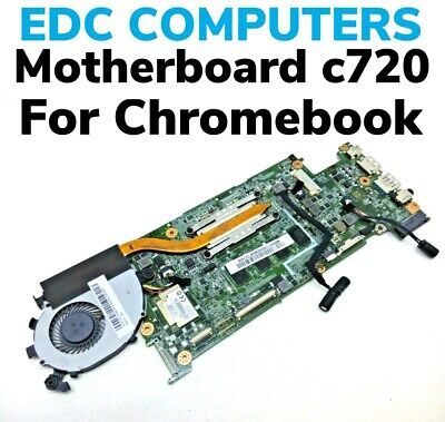 Acer Chromebook C720 Motherboard NB.SHE11.003 NBSHE11003 Intel 1.4Ghz 4GB