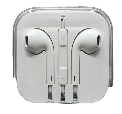 Apple Earpods Headphones for iPhone Earphones Earbuds 3.5mm Jack