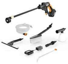 WORX WG629.1 Hydroshot 20V PowerShare 2.0 Ah Cordless Portable Power Cleaner