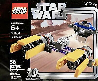 LEGO Star Wars Podracer Polybag Set 30461 (Bagged)