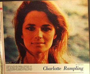 Charlotte Rampling 25/1976 Jean-Louis Trintignant, Ava Gardner, Judy Foster - <span itemprop=availableAtOrFrom>europe, Polska</span> - Zwroty są przyjmowane - europe, Polska