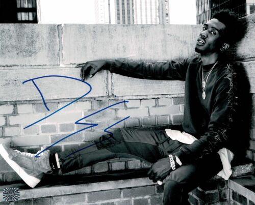 Desiigner signed autographed 8x10 photo! AMCo! 9513