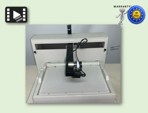 Gilson FC 204 Fraction Collector w/software.  60 DAYS WARRANTY  SEE VIDEO