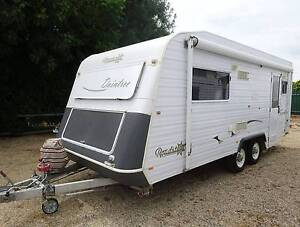 "2008 ROADSTAR 19'5"" DAINTREE CARAVAN Evanston Gawler Area Preview"
