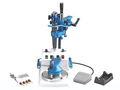 Dental Lab All-in-one Complete Surveyor Milling Machine 110v