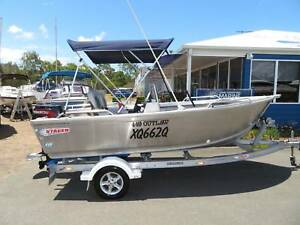Stacer 449 Outlaw side console Tingalpa Brisbane South East Preview