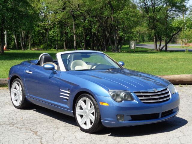 Image 1 of Chrysler: Crossfire…