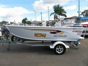 Stacer 429 Outlaw Side Console Tingalpa Brisbane South East Preview