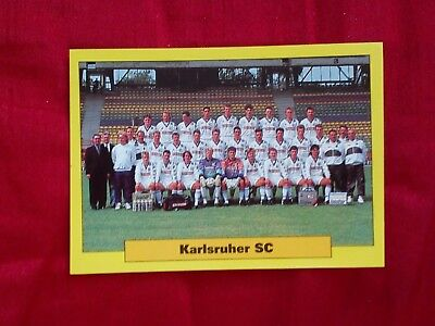 PANINI FUSSBALL 94 STICKER KARLSRUHER SC # 83 GERMANY UNUSED CONDITION ITALY IT