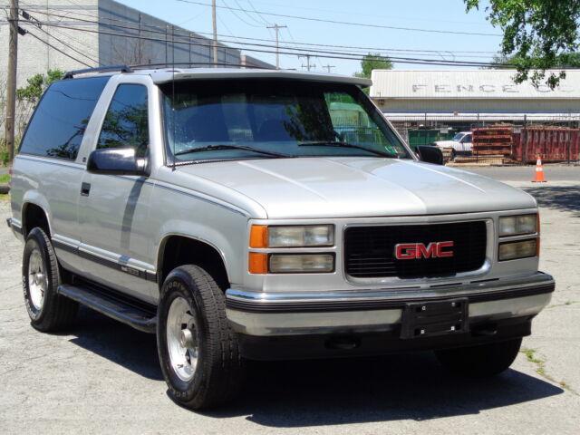 Imagen 1 de GMC Yukon  silver
