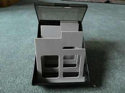 5.25 inch Floppy Disk Storage Box. For Commmodore 64, etc