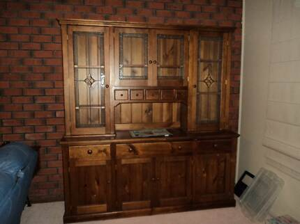 LARGE BUFFET / Solid Timber Salisbury Heights Salisbury Area Preview