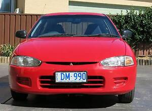 1997 Mitsubishi Mirage Hatchback Holder Weston Creek Preview
