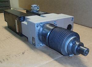 Bosch rexroth press spindle 0 608 600 001 w servo motor 0 for Bosch rexroth servo motor
