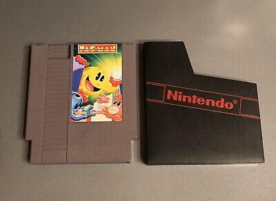 Namco Pac-Man - Cartridge & Sleeve only - for Nintendo NES -