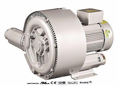 Pacific Regenerative Blower Pb-702hrb-702 Ring Vacuum And Pressure Blower
