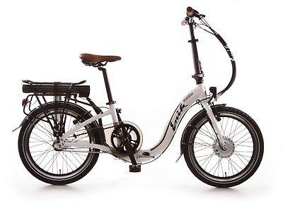20 Zoll ALU-E-Bike Faltrad von Bachtenkirch 3 Gang Schaltung NEU EB-E208002A-W gebraucht kaufen  Tuntenhausen