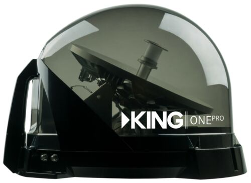 KING One Pro™ Premium Satellite TV Antenna
