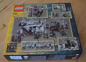 LEGO 9471 LORD OF THE RINGS, URUK-HAI ARMY NEW SET Chelsea Kingston Area Preview