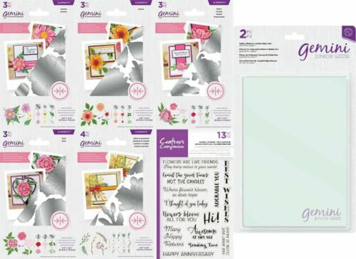 Gemini Double-Sided Dies - Double-Sided Plates -Your Choice-Crafter