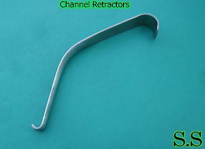 Channel Retractors 12mm Dental Surgical Instruments