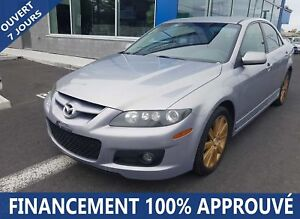 2006 Mazda Mazdaspeed6 AWD**FINANCEMENT 100% APPROUVÉ**
