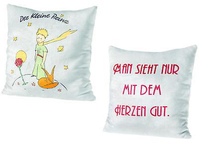 Heunec Babykissen Kinderkissen Kissen Der kleine Prinz 35 x 35 cm