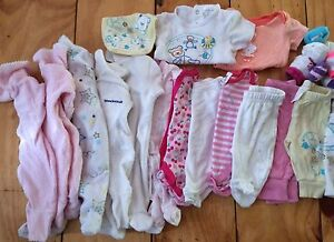 Girls newborn size 0000 clothes Sorell Sorell Area Preview
