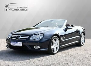 Mercedes-Benz SL 600*TOP ZUSTAND*PANO-DACH*AMG-STYLING*