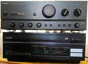 Technics SU-VX920 class AA stereo amplifier Rosemeadow Campbelltown Area Preview