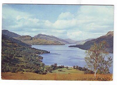 Old Postcard (1958) - Loch Lomond, Dunbartonshire - Posted M239