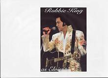 Robbie King   Elvis Tribute Host and Shirley Begum as Tina Turner Beeliar Cockburn Area Preview