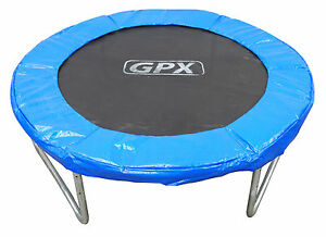 6 8 10FT 12FT 14 Replacement Trampoline Safety Spring Cover Padding Pads PVC Mat