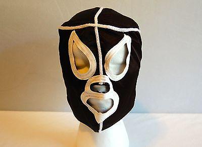 Black Shadow LUCHADOR KIDS Mask lucha libre wwe libre Halloween NEW Costume - Luchador Halloween Costume
