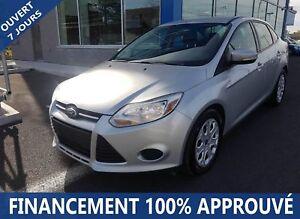 2013 Ford Focus SE  **35$/SEM*FINANCEMENT 100% APPROUVÉ**